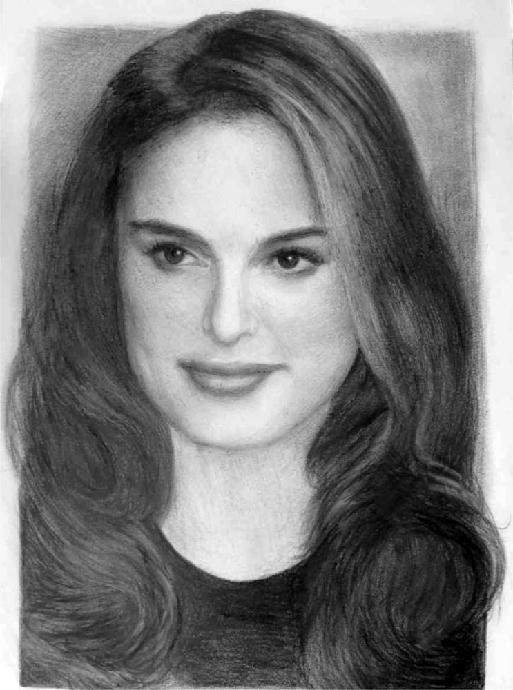 Natalie Portman by SilviaReis